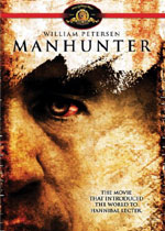 Manhunter (DVD Cover)