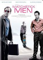 Matchstick Men (DVD Cover)