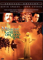Midnight in the Garden of Good and Evil (DVD Cover)