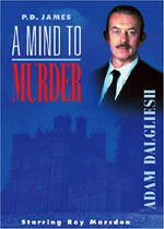 A Mind to Murder (DVD Cover)