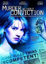 Murder Without Conviction (DVD Cover)