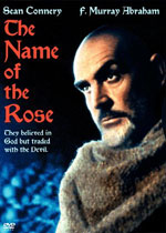 The Name of the Rose (DVD Cover)
