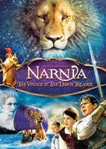 The Chronicles of Narnia: The Voyage of the Dawn Treader (DVD Cover)