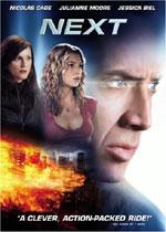 Next (DVD Cover)