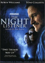 The Night Listener (DVD Cover)