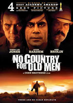 No Country for Old Men (DVD Cover)