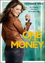One for the Money (DVD Cover)