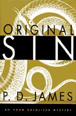 Original Sin by P. D. James
