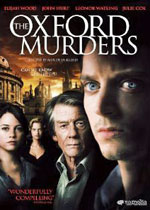 The Oxford Murders (DVD Cover)