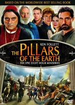 The Pillars of the Earth (DVD Cover)