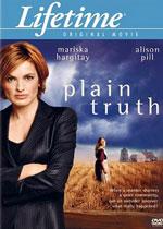 Plain Truth (DVD Cover)