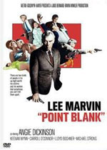 Point Blank (DVD Cover)