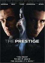 The Prestige (DVD Cover)