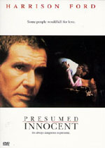 Presumed Innocent (DVD Cover)