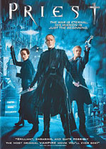 Priest (DVD Cover)