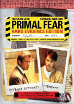 Primal Fear (DVD Cover)