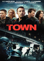 The Town (DVD Cover)