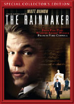 The Rainmaker (DVD Cover)