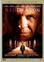 Red Dragon (DVD Cover)