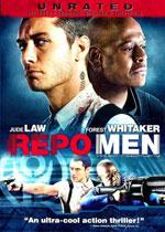 Repo Men (DVD Cover)