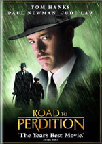 Road to Perdition (DVD Cover)
