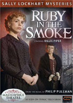 The Ruby in the Smoke (DVD Cover)