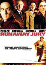 Runaway Jury (DVD Cover)