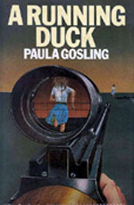 A Running Duck by Paula Gosling