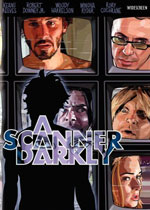 A Scanner Darkly (DVD Cover)