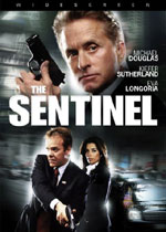 The Sentinel (DVD Cover)