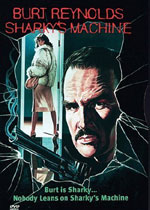 Sharky's Machine (DVD Cover)