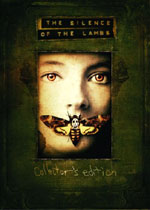 The Silence of the Lambs (DVD Cover)