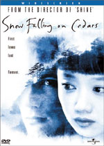 Snow Falling on Cedars (DVD Cover)