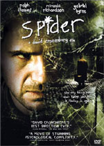 Spider (DVD Cover)