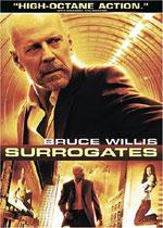 Surrogates (DVD Cover)