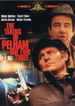 The Taking of Pelham One Two Three (DVD Cover)