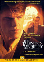 The Talented Mr. Ripley (DVD Cover)