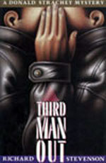 Third Man Out by Richard Stevenson