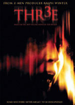 Three (Thr3e) (DVD Cover)