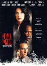 A Time To Kill (DVD Cover)