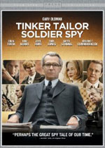 Tinker Tailor Soldier Spy (DVD Cover)