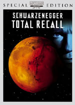 Total Recall (DVD Cover)