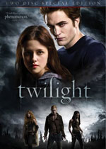 The Twilight Saga: Twilight (DVD Cover)