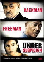 Under Suspicion (DVD Cover)