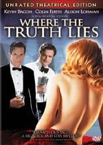 Where the Truth Lies (DVD Cover)