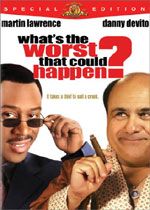 What's the Worst That Could Happen? (DVD Cover)